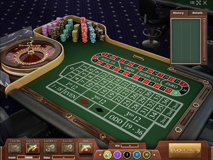 Online casino ethereum
